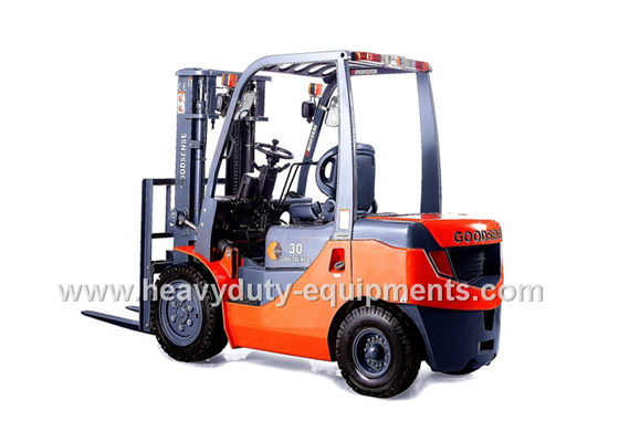 Dizel Powered Forklift