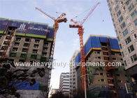 46M Free Height Construction Machinery Equipment Outside Climbing Tower Crane