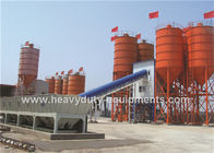 Çin Hongda HZS200 of Concrete Mixing Plants having the 220 kw power şirket