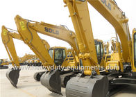 149 Kw Engine Crawler Hydraulic Excavator 30 Ton 7320mm Digging Height