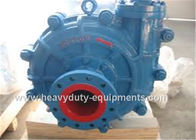56M Head Double Stages Mining Slurry Pump Replace Wet Parts 1480 Rotation Speed