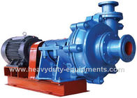 Replaceable Liners Alloy Slurry Centrifugal Pump Industrial Mining Equipment 111-582 m3 / h