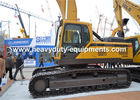 4.5km / h Hydraulic Crawler Excavator SDLG LG6360E 37800kg Overall Operating Weight