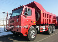 Çin howo 6x4 mining dump truck Direct factory supply SINOTRUK EURO2 Emission şirket