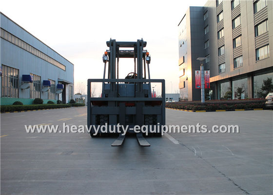 Çin Sinomtp FD60B diesel forklift with Rated load capacity 6000kg and MITSUBISHI engine Fabrika