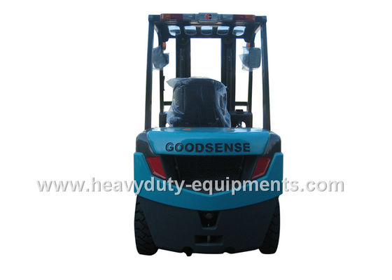 Çin Sinomtp FD20 forklift with Rated load capacity 2000kg and YANMAR engine Fabrika
