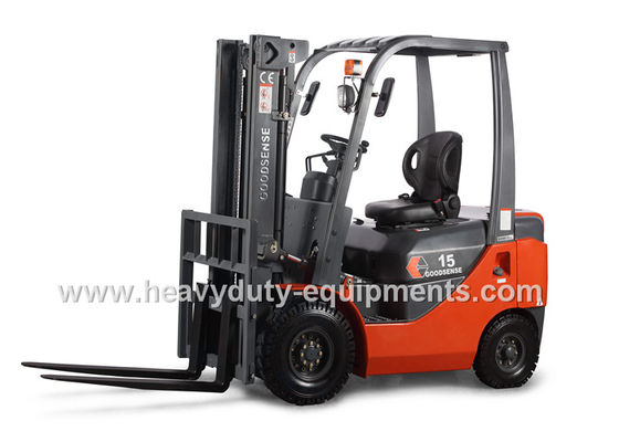 Çin Sinomtp FD15 forklift with XICHAI NC485BPG-508 engine and CE certificate Fabrika