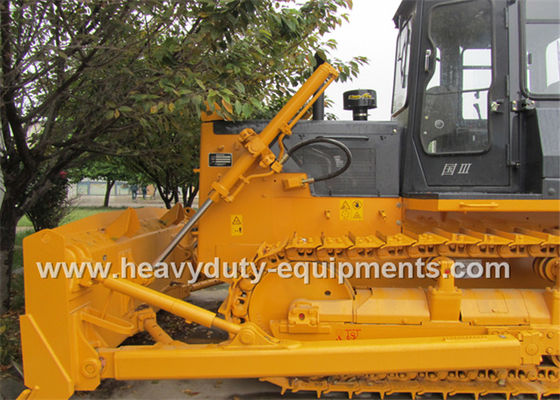 Çin 1800 Rpm Shantui Construction Machinery Heavy Equipment Bulldozer Single Ripper 695mm depth Fabrika
