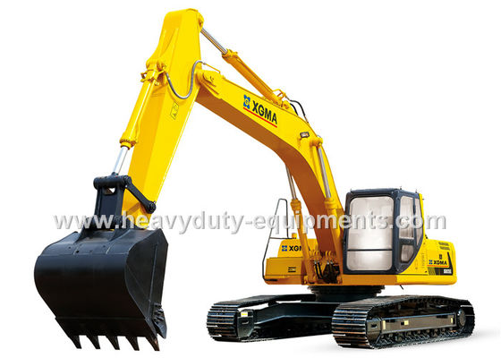 Çin High Strength Structure Hydraulic Crawler Excavator Long Arm 25.5T Operating Weight Fabrika