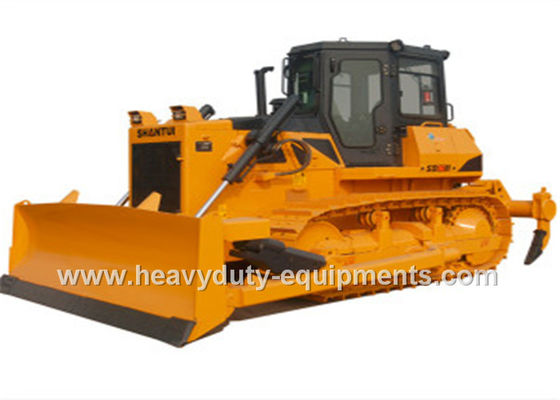 Çin Earth Movers Equipment 23.44 Tons Crawler Bulldozer 560mm Track Shoe Width Fabrika