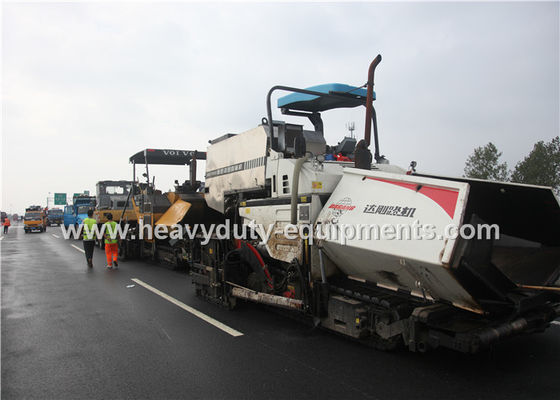 DGT900 Ultrathin Asphalt Pave with Deutz engine and transport width 3m