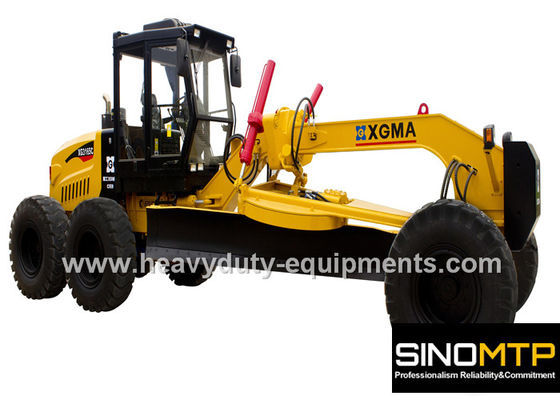 Çin 2200RPM Road Construction Vehicles XGMA XG3165C Grader 500mm Cutting Depth Fabrika