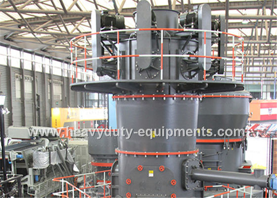 Çin Automatic Control Ultra Fine Vertical Roller Mill 1200mm Wheel Diameter 3 Set Roll Fabrika
