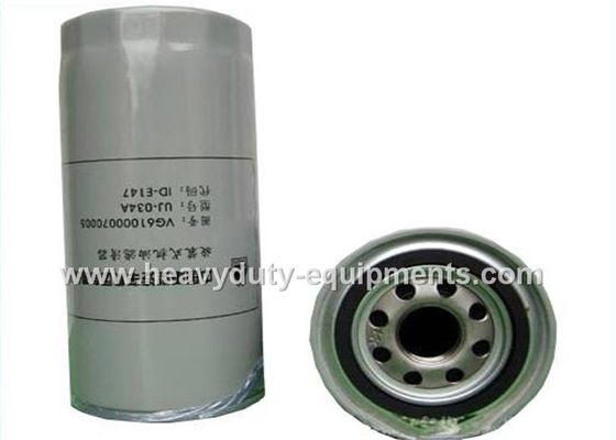 Çin Vehicle Spare Parts Swing Type Diesel Fuel Filter VG1540070007 For Filtrating Oil Fabrika