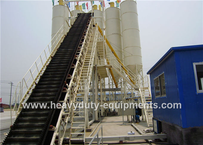 Shantui HZS40E of Concrete Mixing Plants having the theoretical productivity in 40m3 / h